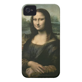 Mona Lisa iPhone4 Case
