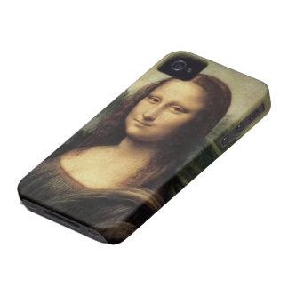 Mona Lisa iPhone 4 Case-Mate Cases