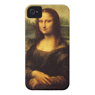 Mona Lisa iPhone 4 Cases