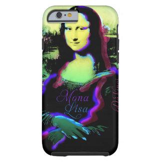 Mona Lisa iPhone 6 Pop Art Tough Case Tough iPhone 6 Case