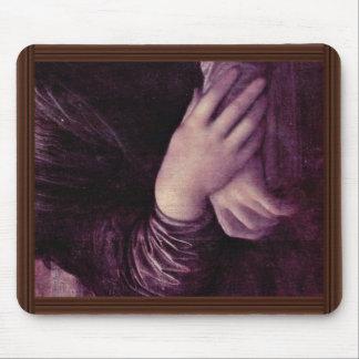 Mona Lisa (La Giaconda),  By Leonardo Da Vinci Mouse Pad
