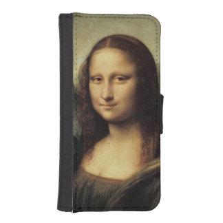 Mona Lisa La Gioconda by Leonardo da Vinci iPhone 5 Wallet