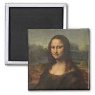Mona Lisa La Gioconda Magnets