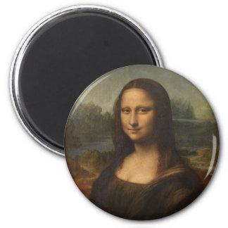 Mona Lisa (La Gioconda) Fridge Magnets