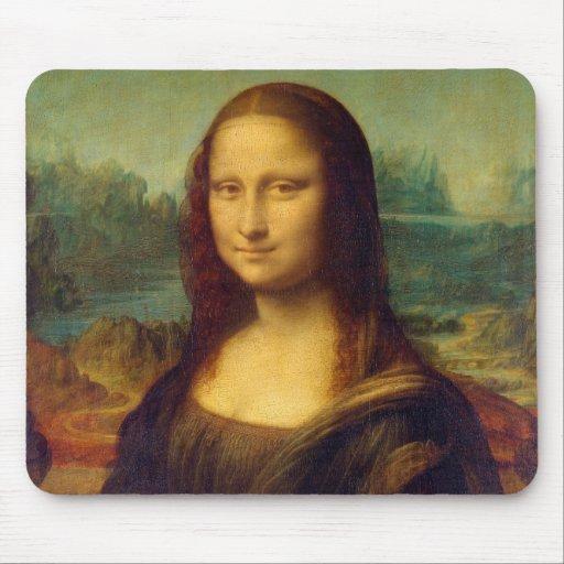 Mona Lisa - Leonardo da Vinci Mousepad