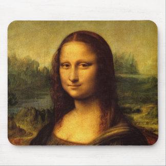 Mona Lisa Leonardo Da Vinci Mouse Pad