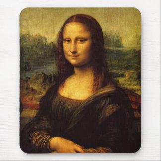 Mona Lisa Mouse Pad
