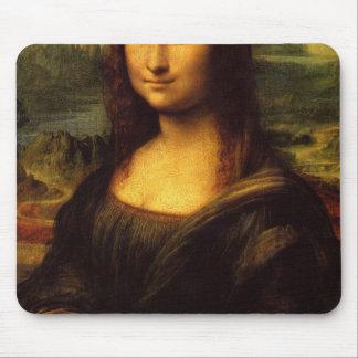 Mona Lisa Mousepads