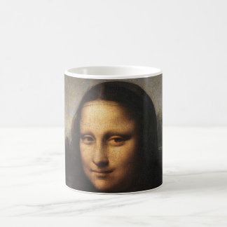 Mona Lisa Coffee Mugs