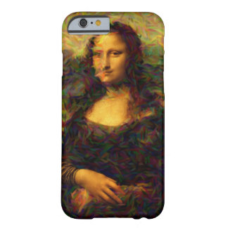 mona lisa paris barely there iPhone 6 case