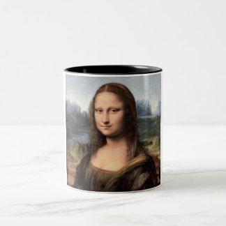 Mona Lisa Portrait / Painting Coffee Mugs