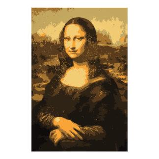 Mona Lisa Portrait  Photo