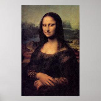 Mona Lisa Posters