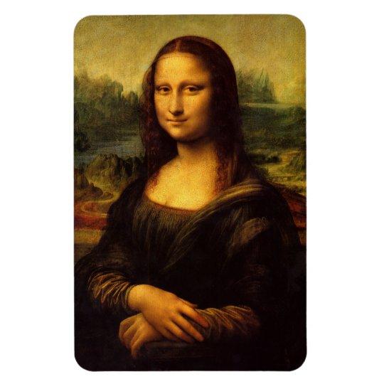 Mona Lisa Premium Flexi Magnet