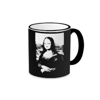 Mona Lisa Ringer Mug