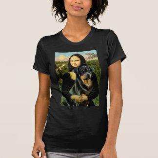 Mona Lisa - Rottweiler (#3) T-Shirt