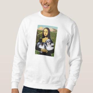 Mona Lisa - Shih Tzu (A-ld) Sweatshirt
