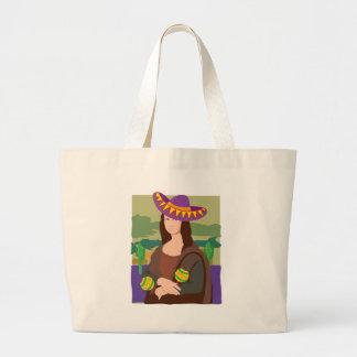Mona Lisa Sombrero Bag