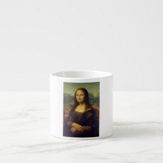 Mona Lisa Espresso Cup