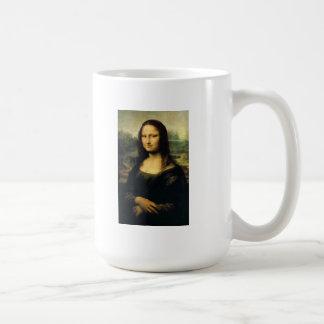 mona lisa tazas de café