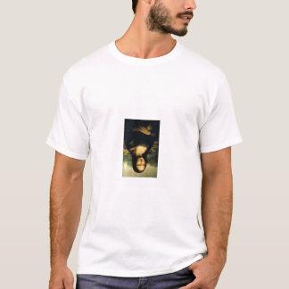 Mona Lisa Upside Down T Shirt