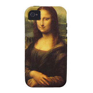 Mona Lisa Vibe iPhone 4 Case