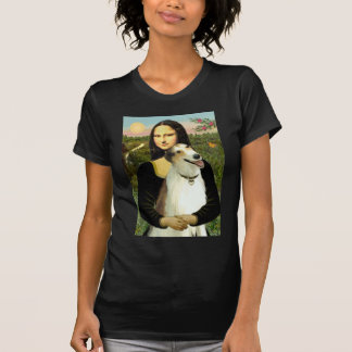 Mona Lisa's Borzoi T-Shirt