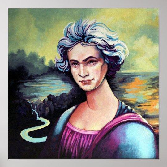 Mona Ludwig Poster