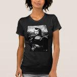 Mona Mohawk Wm Black T Shirt