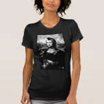 Mona Mohawk Wm Black T-Shirt