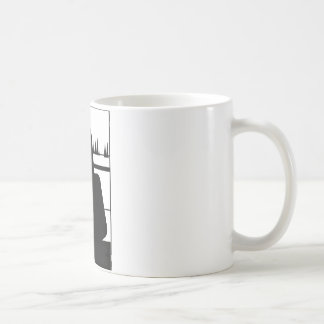 Mona Picto Basic White Mug