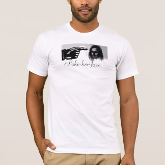 MONA, Poke-her face. T-Shirt