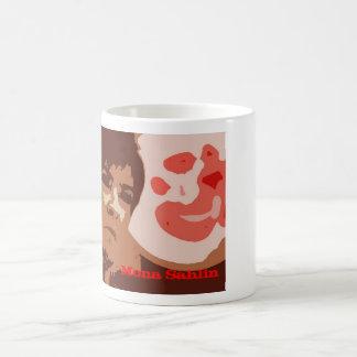 Mona Sahlin Basic White Mug