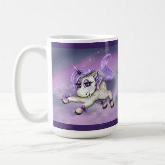 MONA UNICORN CARTOON Classic Mug 15 onz