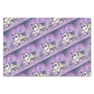 "MONA UNICORN LOVE - 10lb Tissue Paper 10"" x 15"""