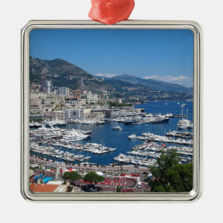 Monaco Christmas Ornament