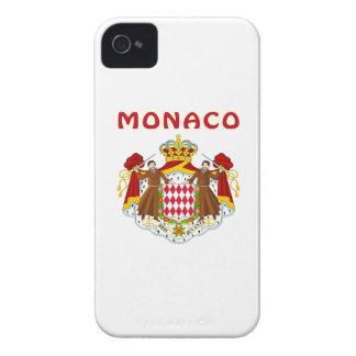 MONACO Coat Of Arms Case-Mate iPhone 4 Cases