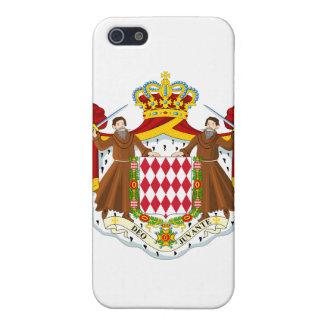 Monaco Coat Of Arms iPhone 5 Cases