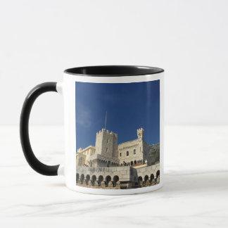 Monaco, Cote d'Azur, Prince's Palace. Mug