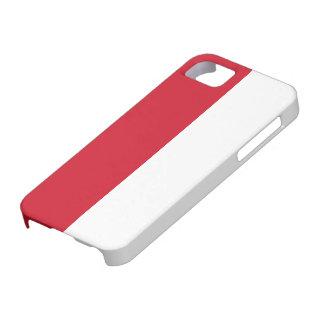 Monaco Flag iPhone 5 Case