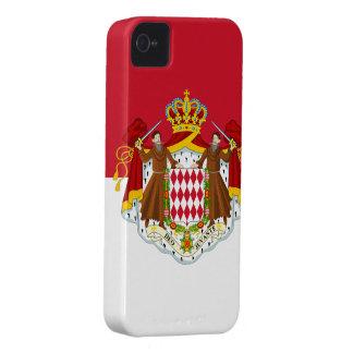 Monaco Flag Case-Mate iPhone 4 Cases