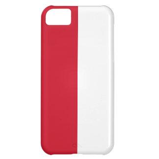 Monaco Flag iPhone 5C Case