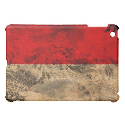 Monaco Flag Case For The iPad Mini