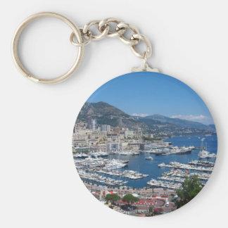Monaco Key Ring