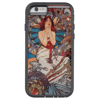 Monaco Monte Carlo and Alfons Mucha Tough Xtreme iPhone 6 Case