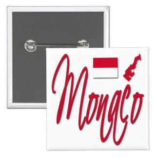 Monaco Pins