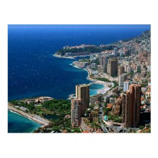 Monaco - postcard