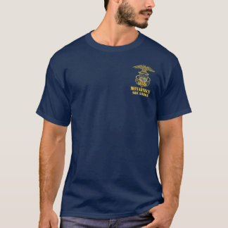 Monadnock Squadron Anchor/Wings PT Shirt