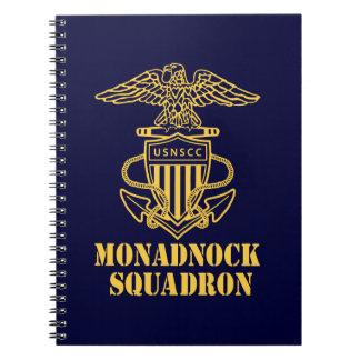 Monadnock Squadron Notebook