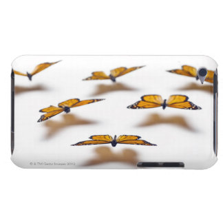 Monarch Butterflies Barely There iPod Cases